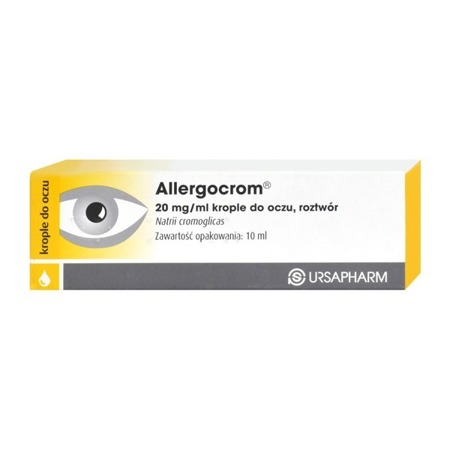 ALLERGOCROM 2% 10ML