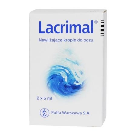 LACRIMAL KROPLE 2 X 5ML