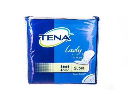 TENA LADY SUPER 30 SZTUK